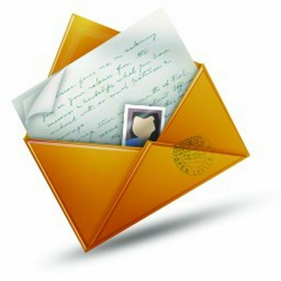 Письмо в картинках детские