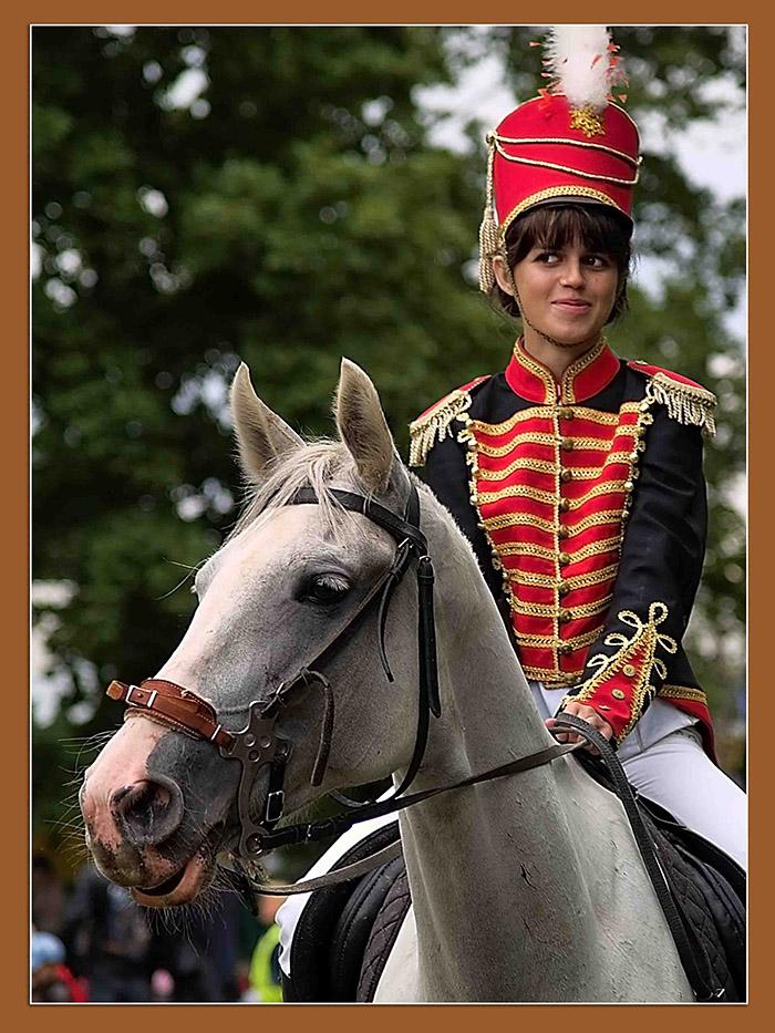Фото гусар на коне