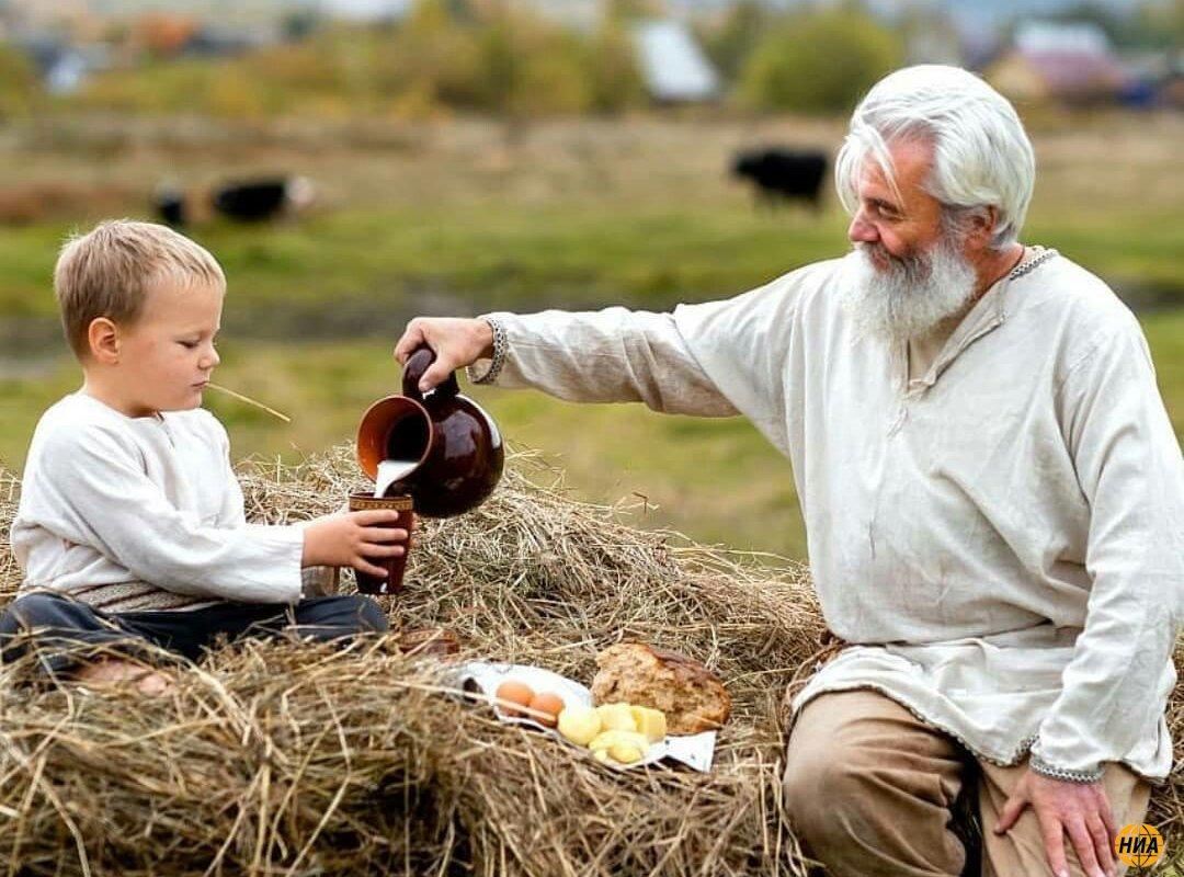 Два века между дедами и внуками?
