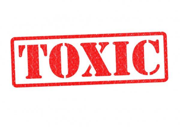 Токсичность )( стих. 986